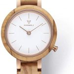 KERBHOLZ Montre en Bois – Collection Classics Matilda